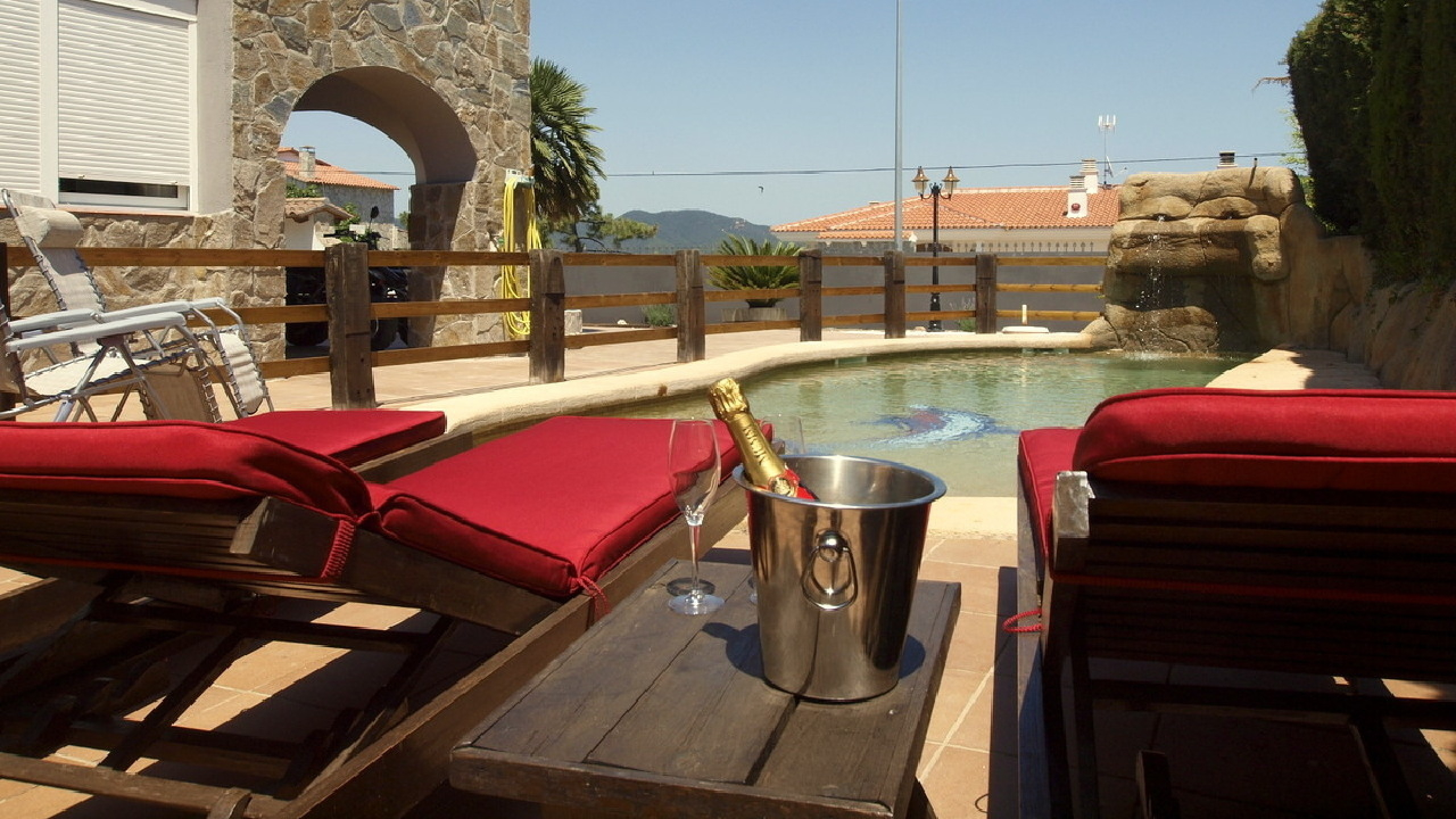 14 persoons Vakantiehuis Tossa de Mar Villa Da Vinci ...